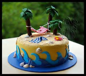insel kuchen tropical island cake by cakeupstudio on deviantart