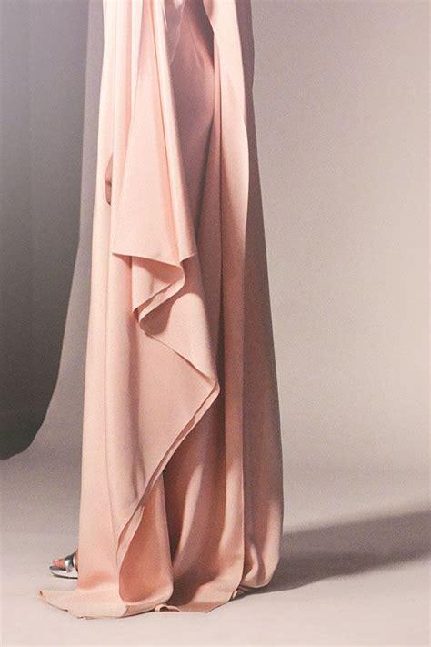 Blush Pink blush flutter gown by philosophy di alberta ferretti