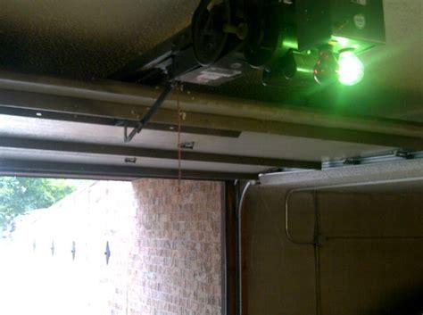 Garage Door Opener Stuck Stuck On The