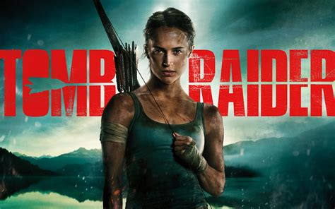 tomb raider alicia vikander lara croft   wallpapers