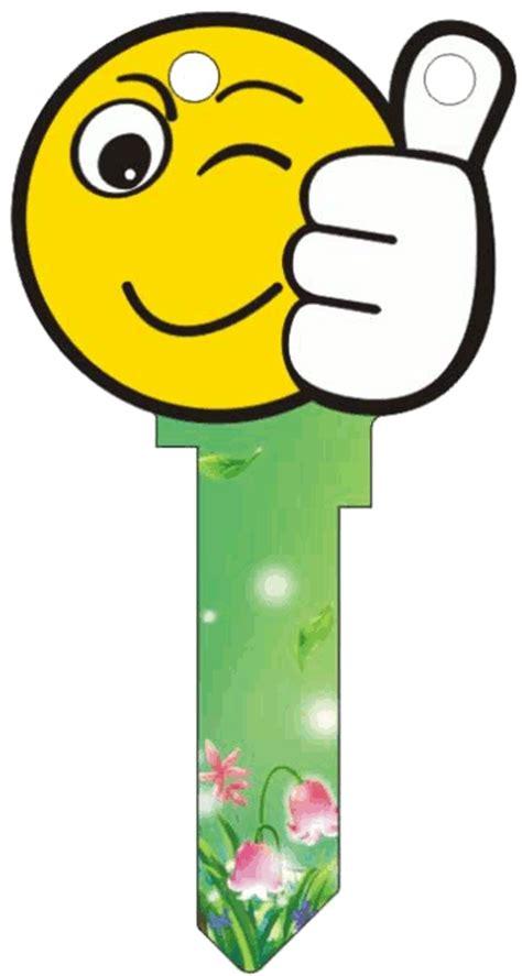 House Gif keysrcool buy happy face house keys