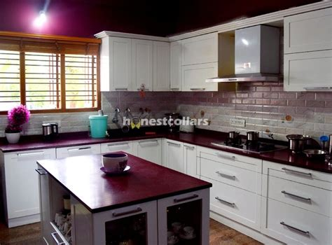Mdf Vs Plywood Modular Kitchen by Best 5 Pooja Room Designs For Indian Homes Honestcollars