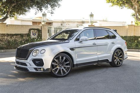 custom bentley bentayga mansory bentley bentayga by rdbla