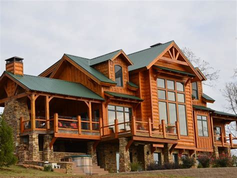 Lodge Rentals Ozark Mountain Lodge With Expansive Lake And Vrbo