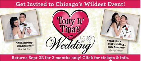 promo code for chicago boat show tony n tina s wedding chicago discount tickets