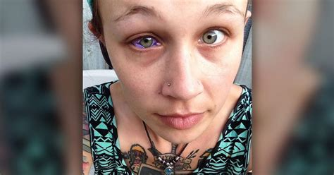 tattoo eyebrows in the bronx model gets eye tattooed and it goes horribly wrong ny
