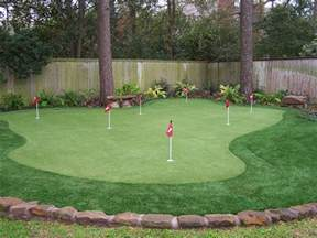 putting green in your backyard converting your backyard into a putting green vancouver