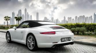 Porsche 911 Pictures Porsche 911 S Cabriolet Review Autoevolution