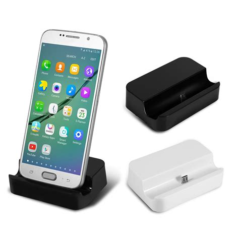 Charge Sync Dock Universal For All Android micro usb data sync charging dock station cradle for android smartphone