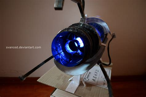Papercraft Portal Gun - portal gun papercraft 2 by svanced by svanced on deviantart