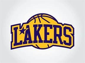 lakers colors los angeles lakers new logo concept by matthew harvey