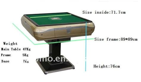 electronic mahjong table riichi automatic mahjong table buy riichi automatic
