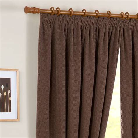 thermal lined drapes dreams n drapes chenille spot thermal pencil pleat lined