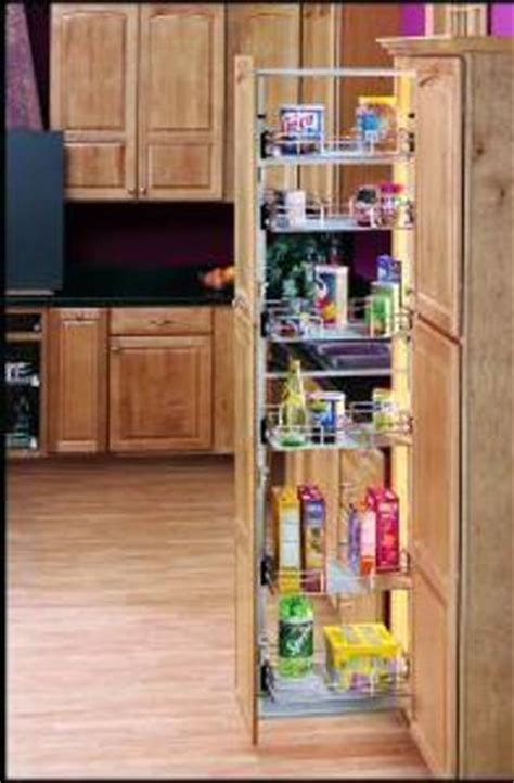 15 quot extension pull out pantry system chrome 5258 14 cr