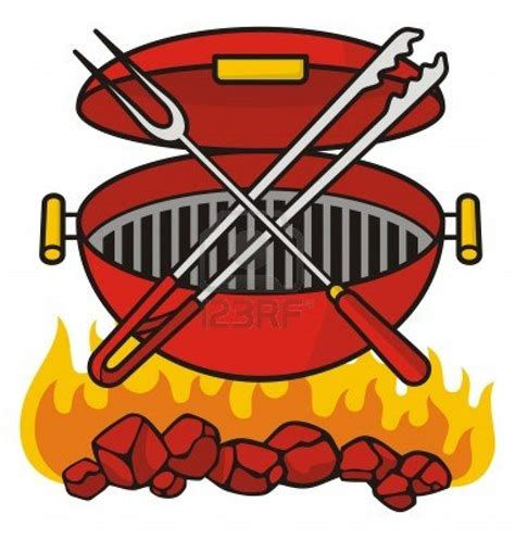 barbecue clipart free barbecue clipart pencil and in color barbecue