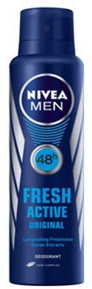 Nivea Fresh Active Spray Deodorant 150ml buy nivea fresh active original 48 hours deodorant 150ml
