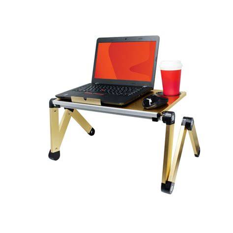 multi joint desk l valore foldable multi angle laptop desk with built in