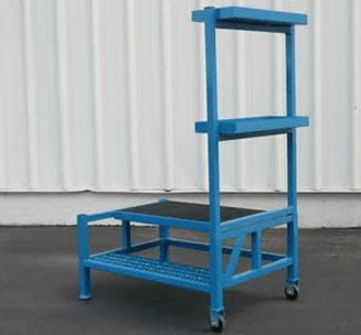 aircraft maintenance step ladders stainless steel ladders suppliers industrial lifts