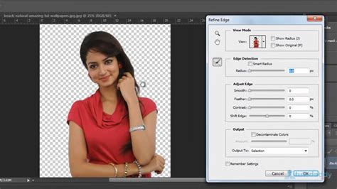 photoshop tutorial quick photoshop tutorial using quick selection tool in