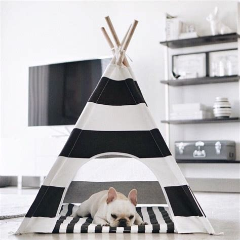 puppy teepee 17 gifts for who their dogs as much as their regular