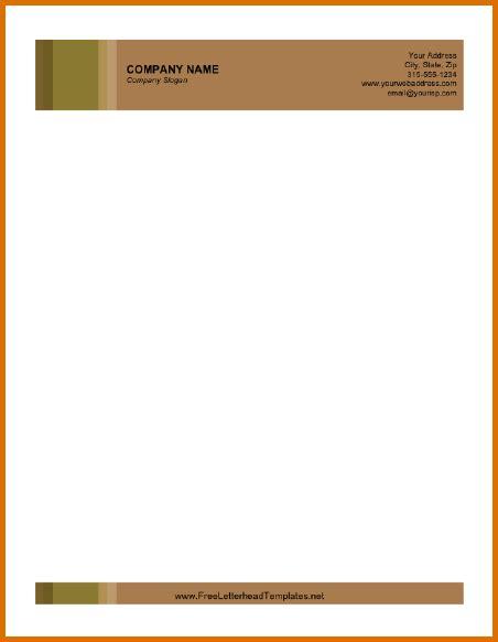 free business letterhead templates printable doc 9001165 free printable business letterhead templates