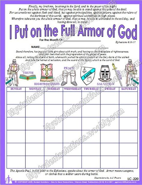 armor of god diagram pin by hinson on armor of god study