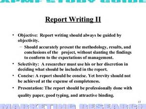 Sle Technical Report Writing Topics by Research Report Ppt