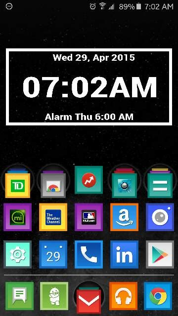 best clock widget best clock widget android forums at androidcentral