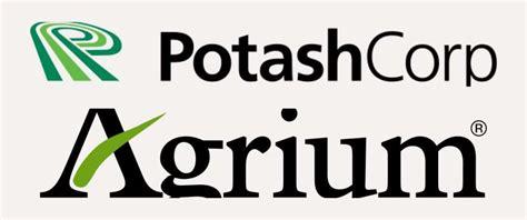 Of Saskatchewan Mba Fees by Potash And Agrium Agree To Merge Farms