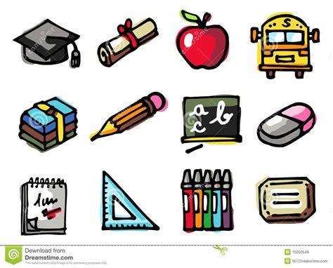 imagenes libres escuela iconos de la escuela im 225 genes de archivo libres de
