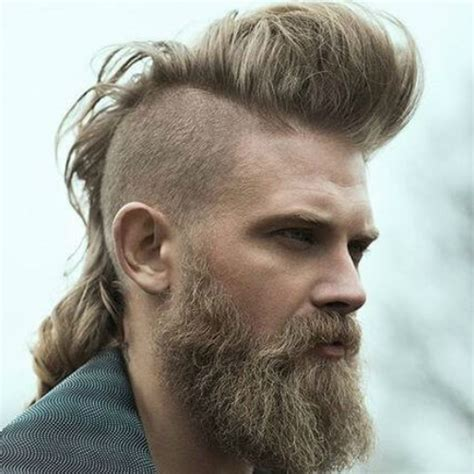 male wide mohawks mens 50s haircuts find hairstyle