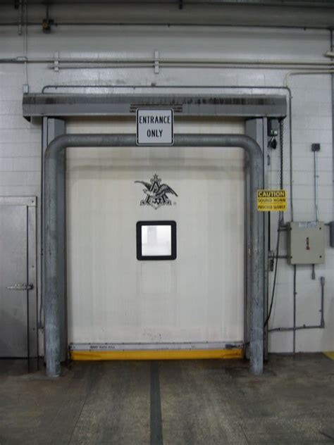 Overhead Door Albany High Speed Doors Albany Model 670 Rapid Roll Door Overhead Door Of