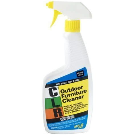 outdoor furniture cleaner for the home