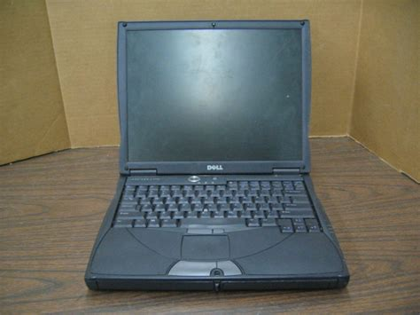 Laptop Dell Pp01l dell inspiron 4100 pp01l 14 quot pentium 3 parts laptop ebay