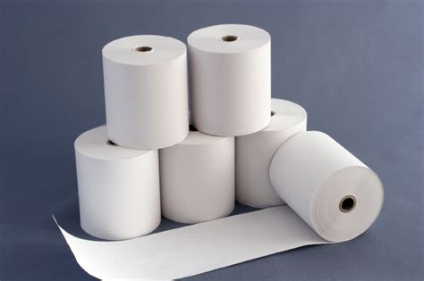 How To Make Thermal Paper - cashier paper roll 80x80 thermal paper buy 80x80 thermal