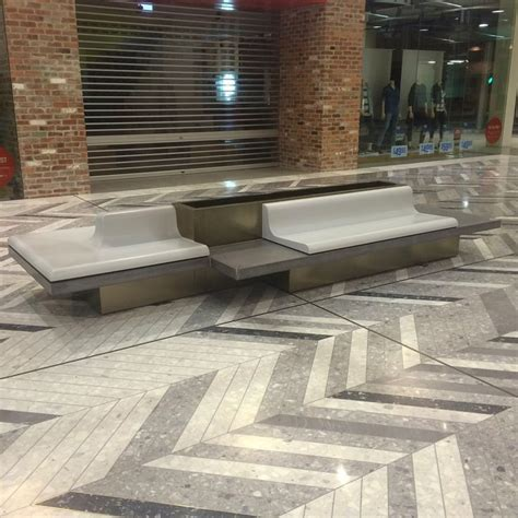 polished concrete bench 21 best images about polished concrete bench seats