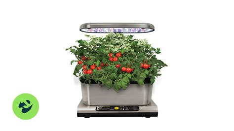 grow your very own smart garden with click grow grow your own smart indoor garden with 40 off an aero