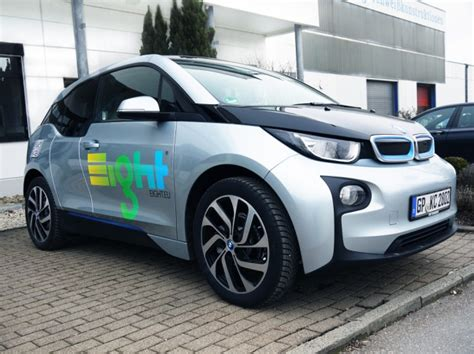 Bmw I Eight by The Bmw I3 And Eight