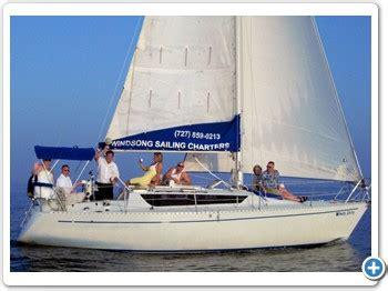 windsong boat rentals windsong sailing charters ta sunset cruises ta html