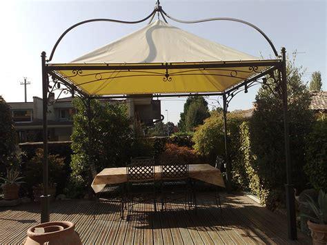 gazebo ferro gazebo in ferro da giardino tendasol