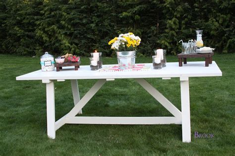 ace hardware picnic table white picnic table building beingbrook