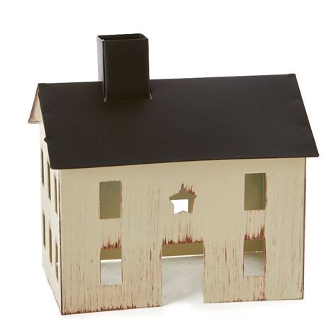 colonial saltbox rustic tin colonial saltbox house table and shelf
