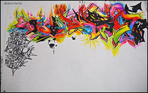 graff the art and graff art by nigth mc by carlagoz on