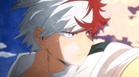 anime shoto todoroki gif  chunkymolly