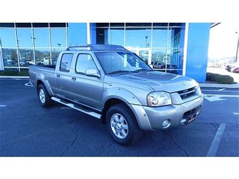 2011 Nissan Frontier Roof Rack by Buy Used 2011 Nissan Frontier Crew Cab 4x4 Roof Rack Alloy