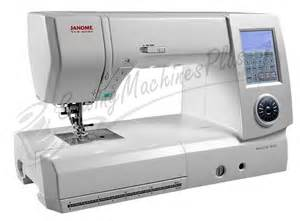 janome new home memory craft 7700qcp sewing quilting machine