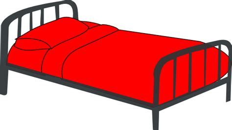 art bedding bed clip art