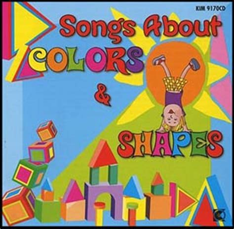 colors and shapes lyrics songs about colors and shapes