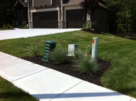 Landscape Ideas To Hide Electrical Box Garden Ideas To Hide Electrical Box Photograph My Bri