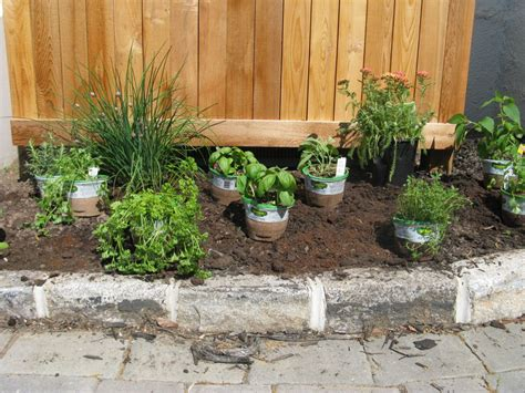 Herb Container Garden Inspiration And Design Ideas For Potted Herb Garden Ideas